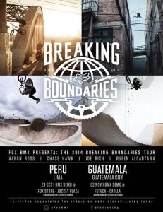 Breaking Boundaries Peru