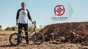 Van Homan Bike Check 1