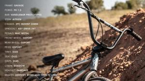 Van Homan Bike Check 2