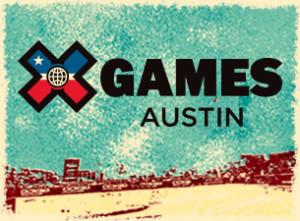 X Games Austin 2015 Logo